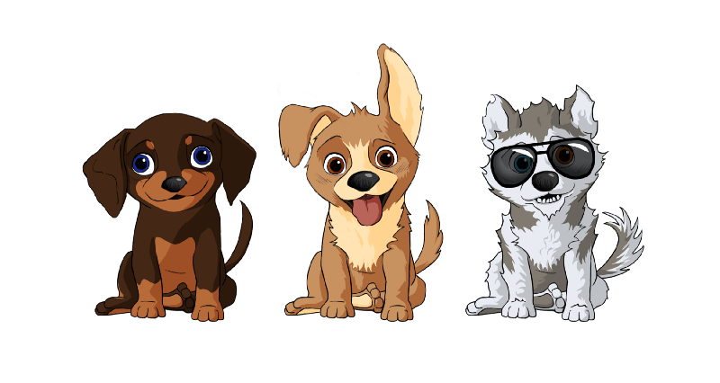 NEO's 'Hashpuppies' gives Ethereum's Tron Dogs' and 'CryptoKitties' some Serious Competition