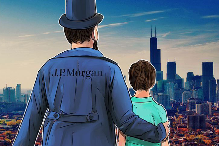 Cryptocurrency 'Unlikely To Disappear', Says Internal: J.P. Morgan