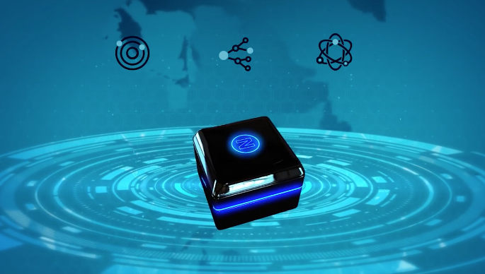 Nucleus Vision (NCash) - Futuristic IoT Contactless Customer ID Network