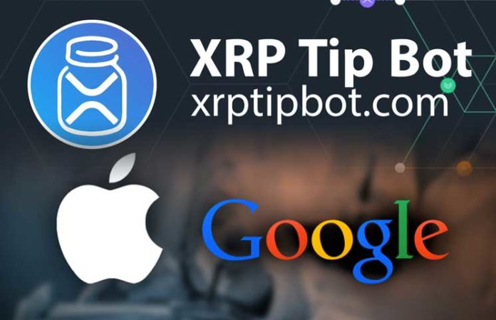 Cryptocurrency Adoption Increase as XRP Tip-Bot Now Available on iOS and Android