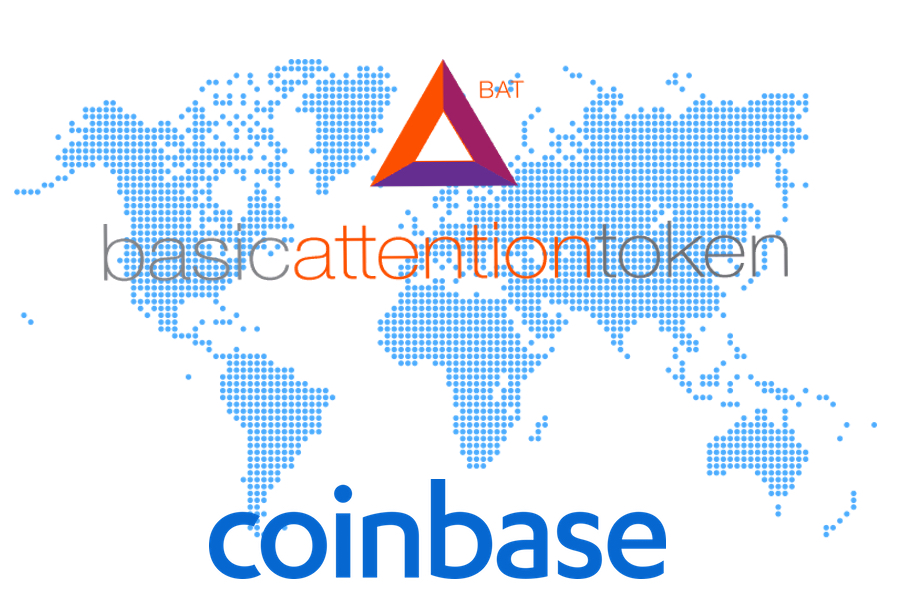 Basic Attention Token (BAT) Officially Listed on Coinbase Pro