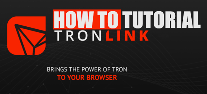 TronLink Instructions for Google Chrome Browser
