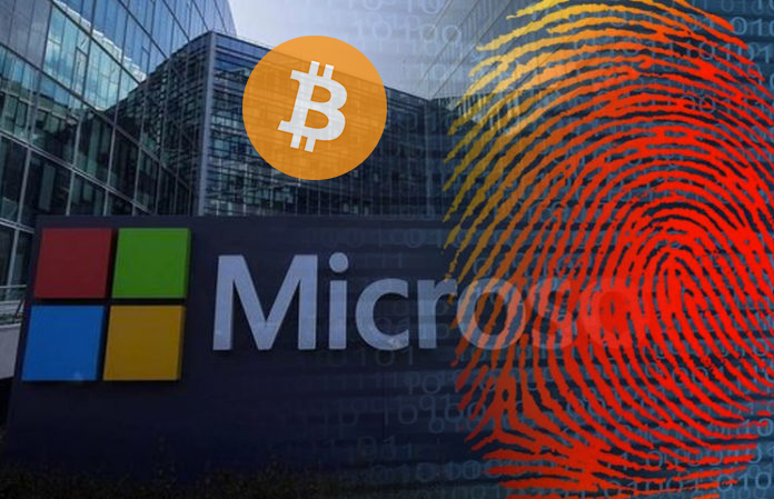 Microsoft to Launch Bitcoin Based Digital Identity on the Blockchain