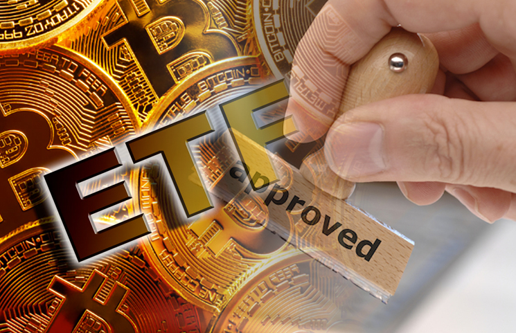 Physical Bitcoin ETF Approved by CFTC for Retail and Insitutional Investors